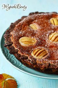 czekoladowa tarta z gruszkami_2