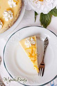 sernik pomarańczowy fit_5