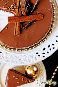 tort z musem