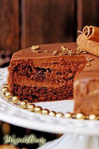 tort z cynamonem