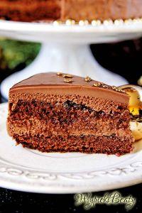 cinnamon mousse cake