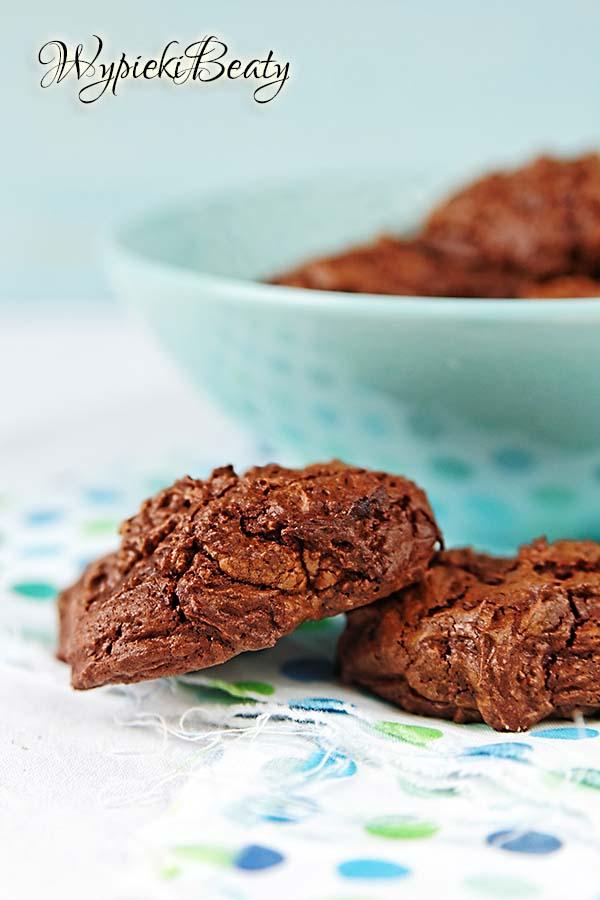 ciasteczka brownie 5