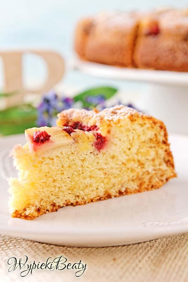 ciasto owocowe Donny Hay 8