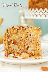 apple toffee cake