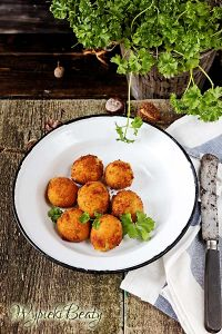 fried mashed patatoes