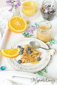 naleśniki pomarańczowe