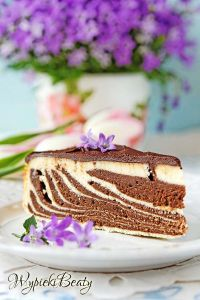 strips cheesecake