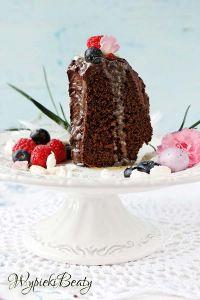 babka czekoladowo-cynamonowa