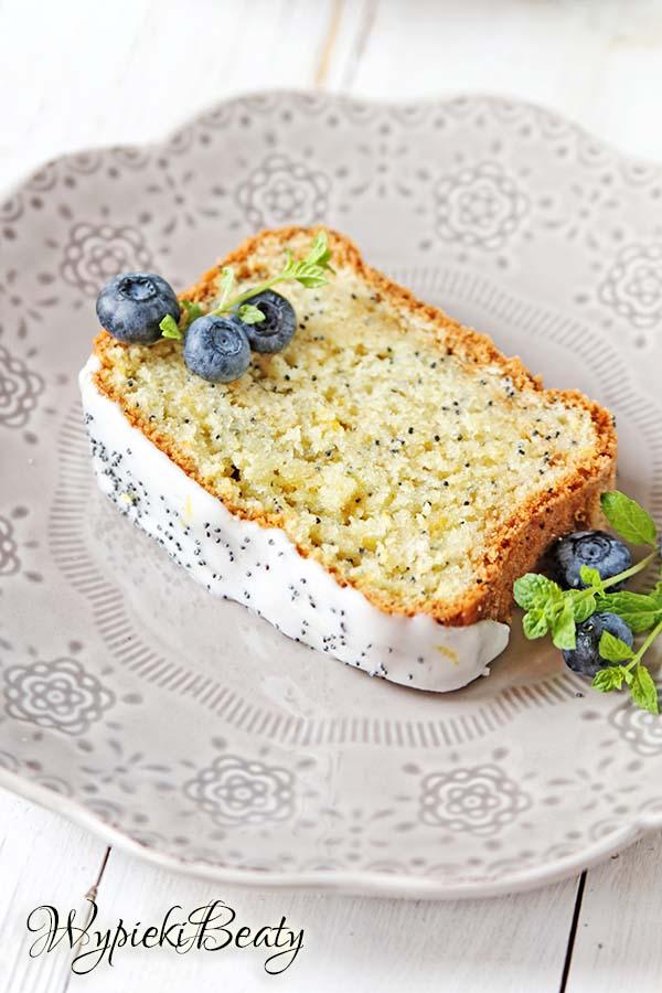 ciasto cytrynowe z makiem 7