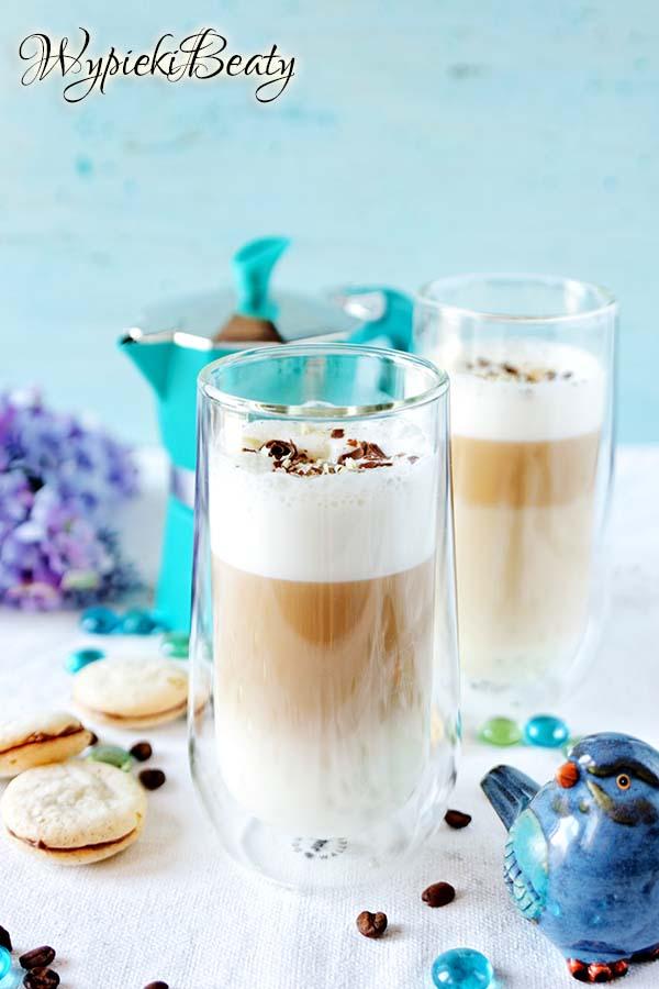 latte z białą czekoladą 2