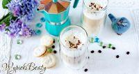 latte z białą czekoladą facebook