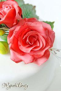 cukrowe róze
