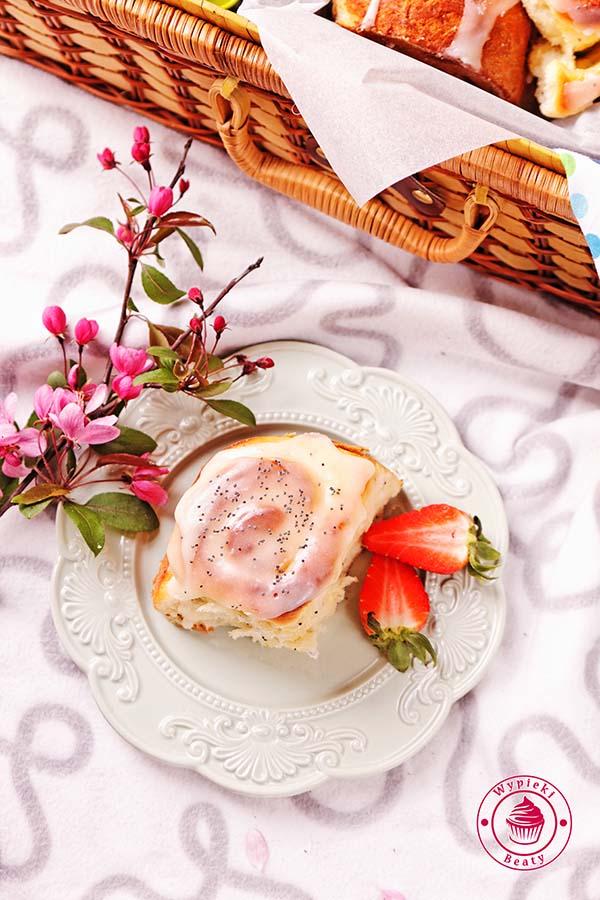 cytrynowo-makowe ślimaczki 2