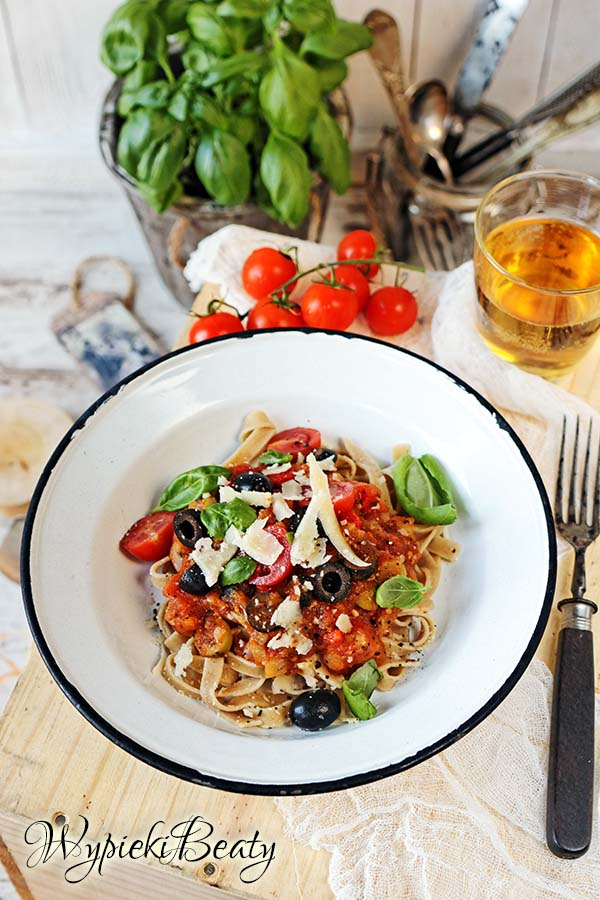 pesto z pieczonymi pomidorami 4