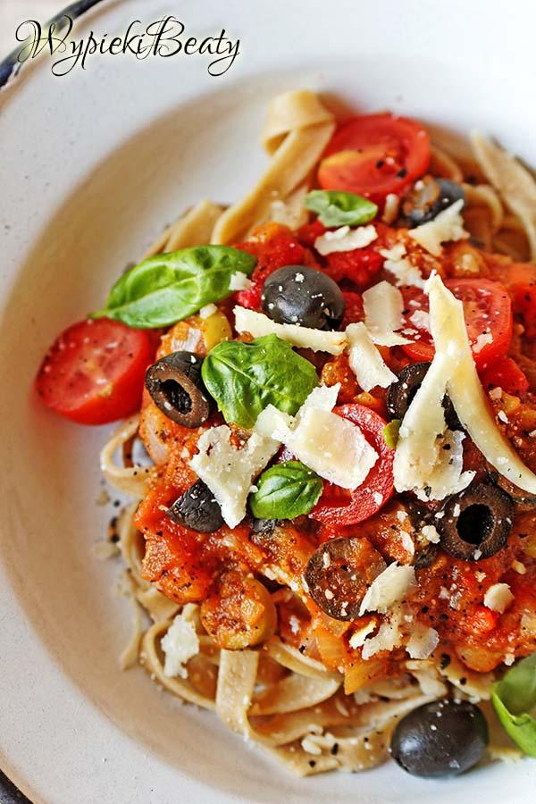 pesto z pieczonymi pomidorami 6
