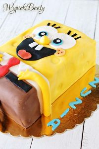 tort sponge bob 3