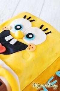 tort sponge bob 4
