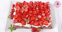 ciasto francuskie z truskawkami facebook