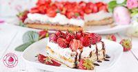 ciasto francuskie z truskawkami facebook2