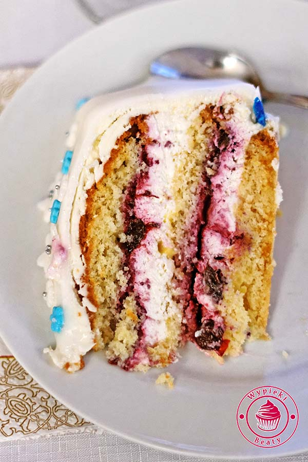 cytrynowy tort komunijny 10