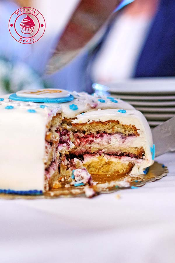 cytrynowy tort komunijny 8