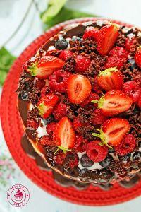 diet chocolate cake