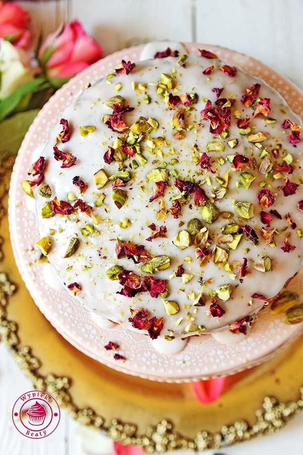 perskie ciasto różane 2