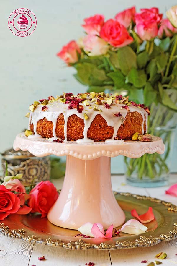 ciasto cytrynowe z migdałami