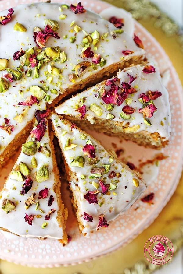 perskie ciasto