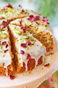 persian almond cake