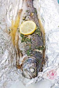 ryba grillowana