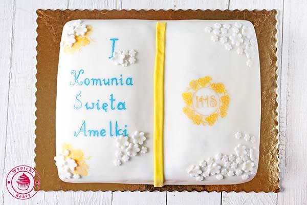 tort komunijny książka 1