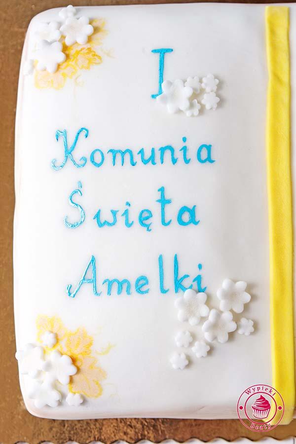 tort komunijny książka 3