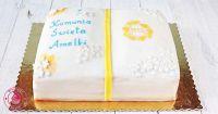 tort komunijny książka facebook
