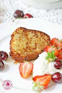 honey pound cake