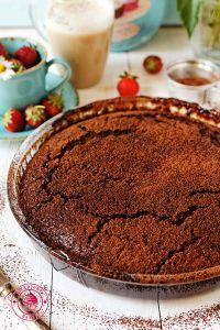 ciasto z sosem