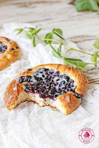 bluberry cakes