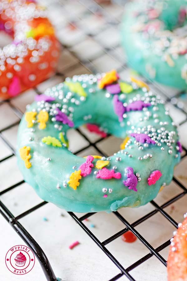 maślankowe donuty 10