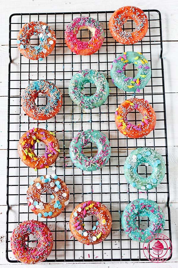 maślankowe donuty 6