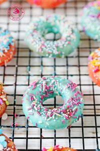 buttercream donuts