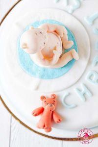tort na chrzest