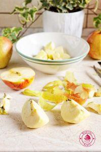 irlandzkie ciasto z jablkami 1