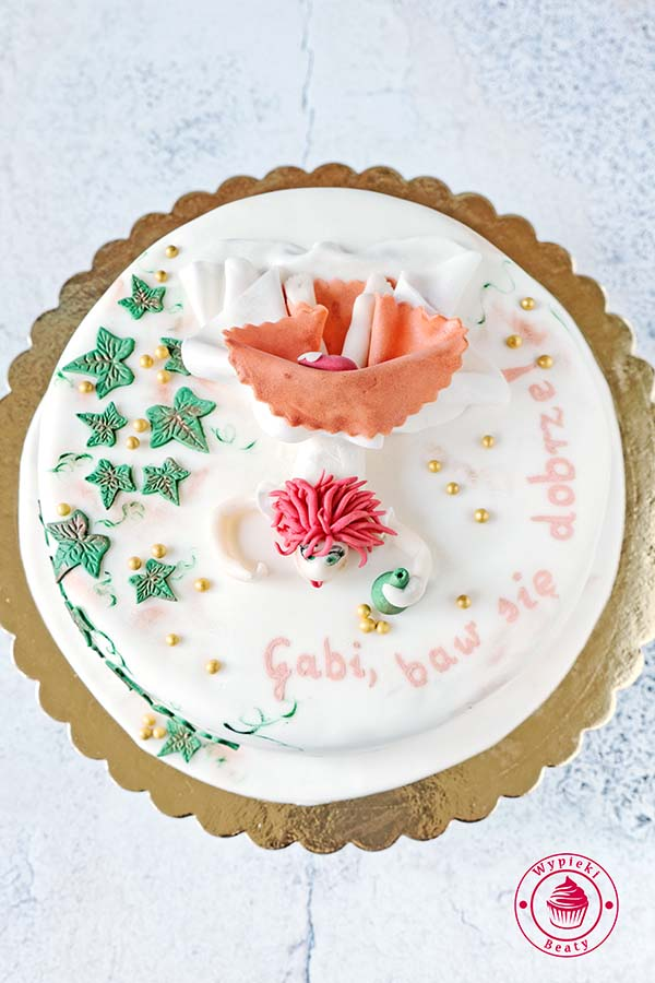 tort na wieczór panieński