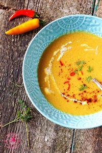 pikantna zupa kukurydziana