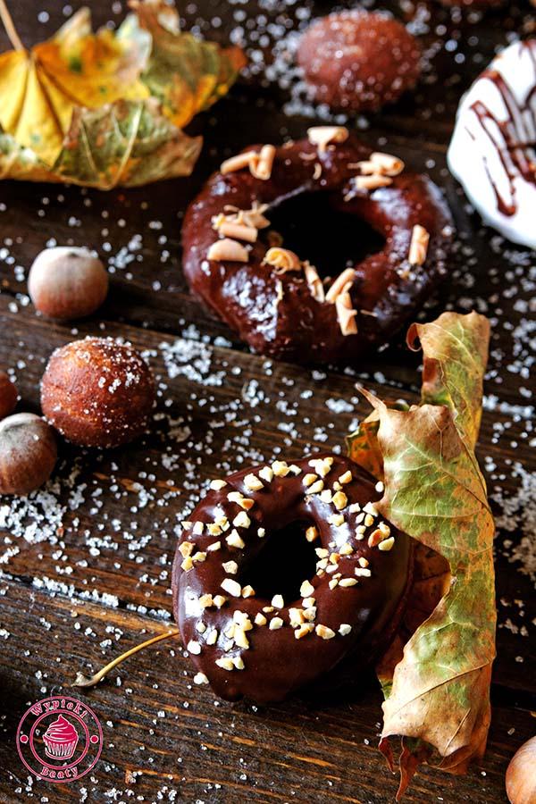 donuty z lukrem