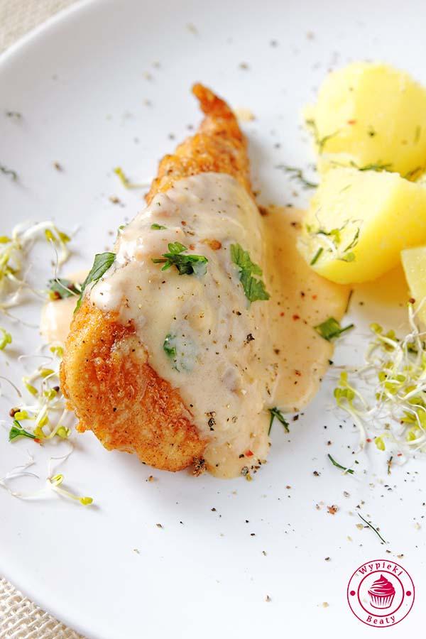 soczysty kurczak w papryce
