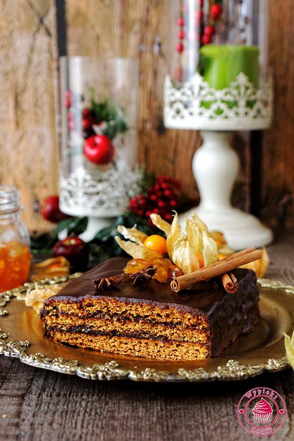 ciasto piernik