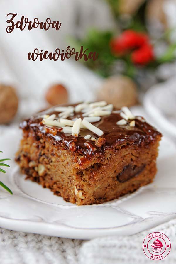 ciasto wiewiórka fit