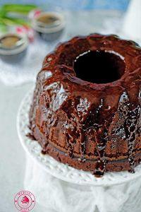 babka czekoladowo-kawowa