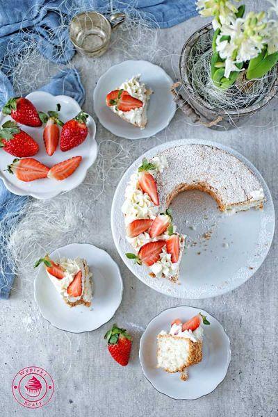 ciasto angel food